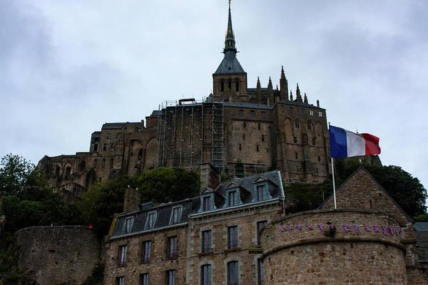 Photograph - Le Mont Saint Michel, Normandy, France by Aidan Moran