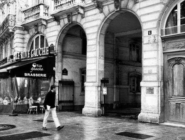 Photograph - Le Rive Gauche by Mick Burkey