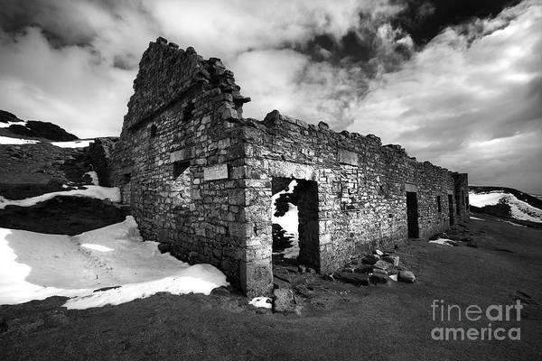 Yorkshire Wall Art - Photograph - Lead Mines by Smart Aviation
