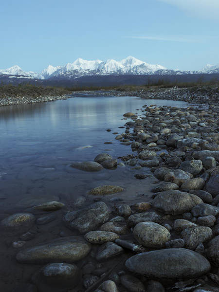 Photograph - Leading To The Mountains by Ian Johnson