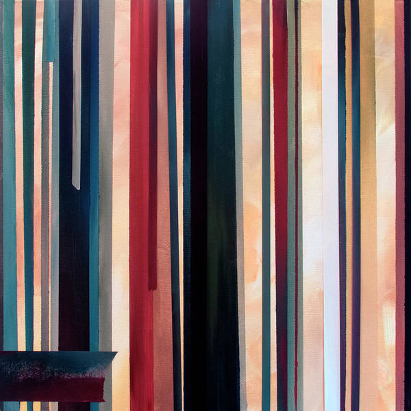 Painting - Leather #3 by Sean Parnell