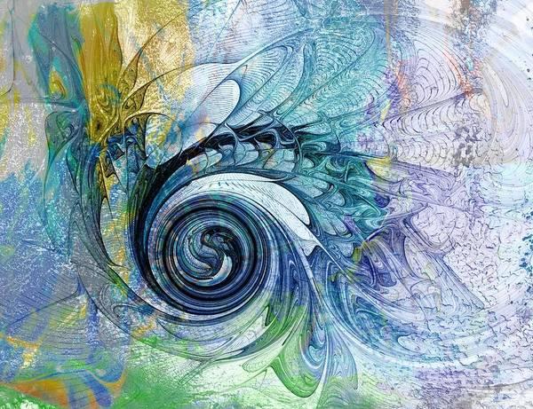 Digital Art - Leaving It All Behind by Amanda Moore