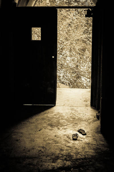 Photograph - Leaving by Sue Conwell