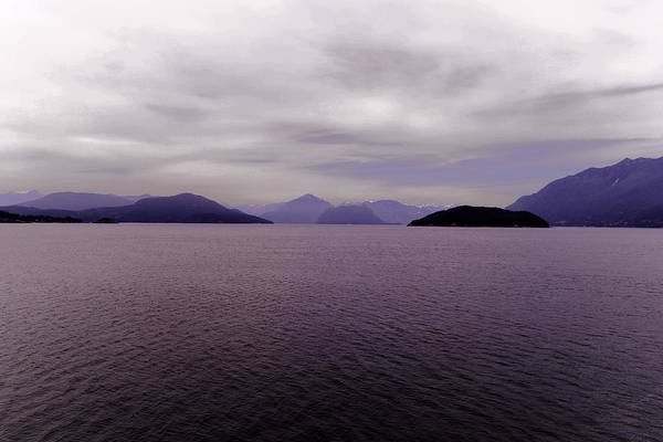 Wall Art - Photograph - Leaving Vancouver Island by Jeff Swan