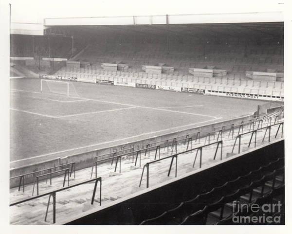 Wall Art - Photograph - Leeds - Elland Road - The Kop 2 - 1970 by Legendary Football Grounds