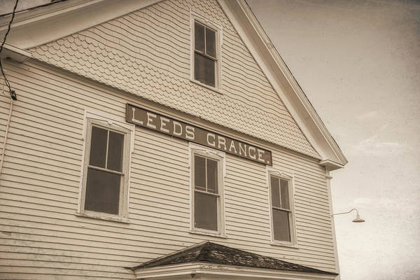 Photograph - Leeds Grange by Guy Whiteley