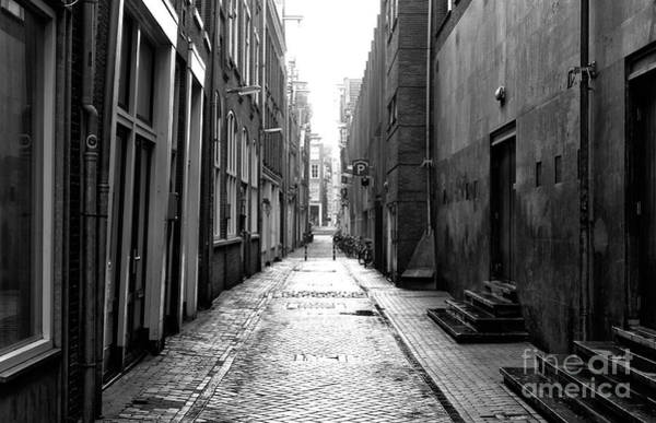 Photograph - Left Alone Mono by John Rizzuto