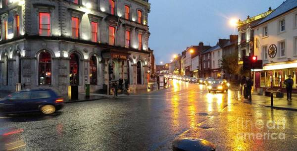 Photograph - Left Bank, Galway by Rosanne Licciardi