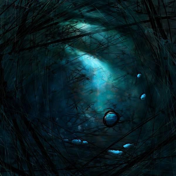 End Times Digital Art - Left Behind by Rachel Christine Nowicki