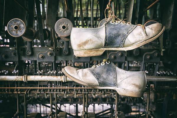 Silk Photograph - Left Behind by Robert Fawcett
