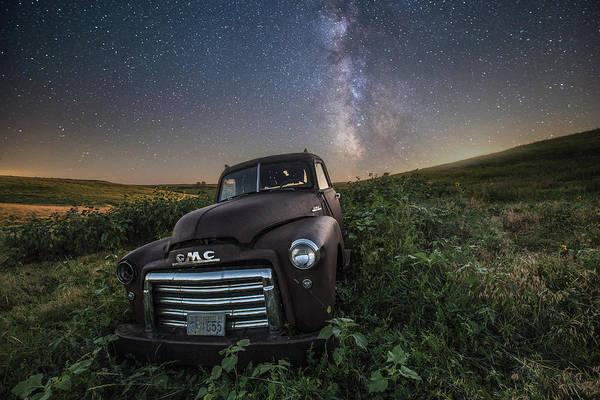 Photograph - Left To Rust by Aaron J Groen