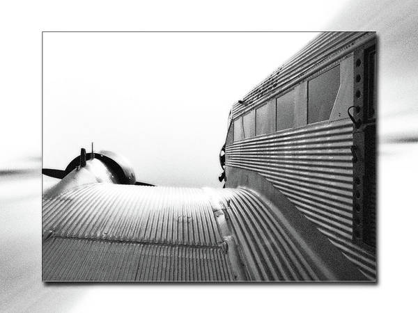 Ju 52 Wall Art - Photograph - Legendary Iron Annie by Sascha Richartz