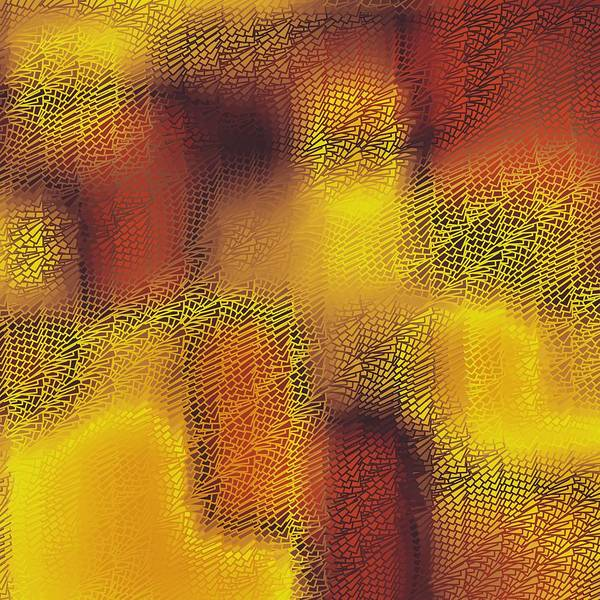 Pele Digital Art - Legend Of Pele by Donovan Harshbarger