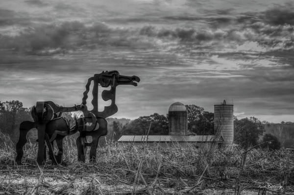 Wall Art - Photograph - Legendary Iron Horse The Iron Horse Collection Art  by Reid Callaway