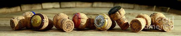 Wine Barrels Photograph - Legends by Jon Neidert