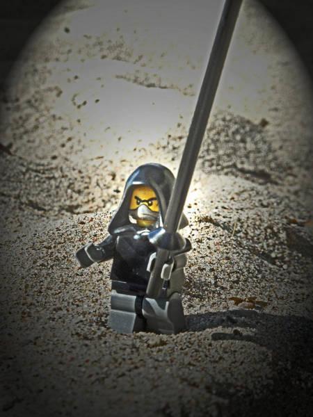 Lego Ninja Art Print