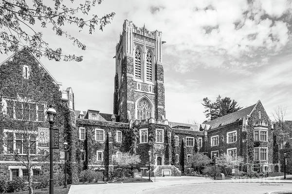 Lehigh University Wall Art - Photograph - Lehigh University Alumni Memorial Building by University Icons