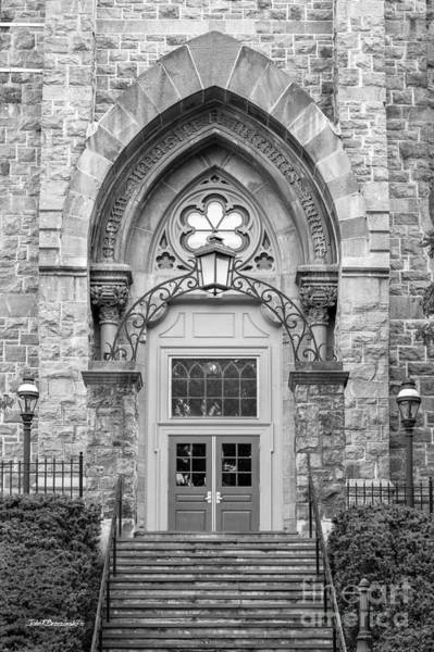 Lehigh University Wall Art - Photograph - Lehigh University Center Doorway by University Icons