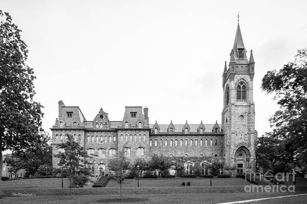 Lehigh University Wall Art - Photograph - Lehigh University Center by University Icons