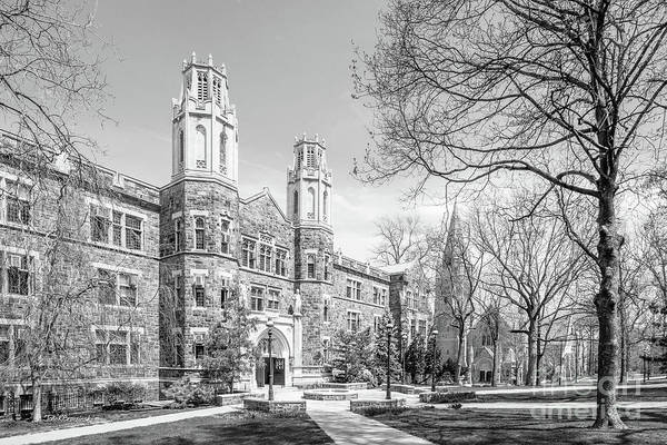 Lehigh University Wall Art - Photograph - Lehigh University Packard Laboratory by University Icons