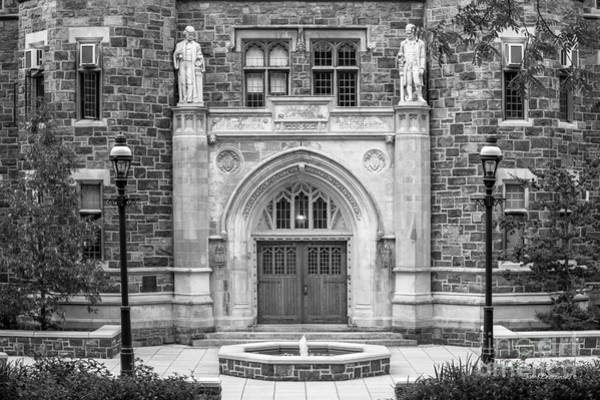 Lehigh University Wall Art - Photograph - Lehigh University Packard Lab by University Icons