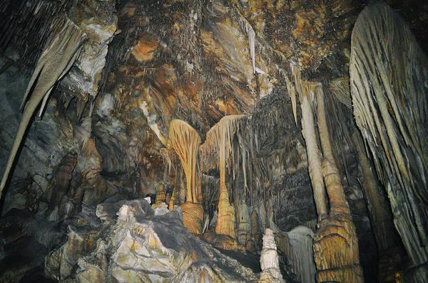 Photograph - Lehman Caves Nevada by Kyle Hanson