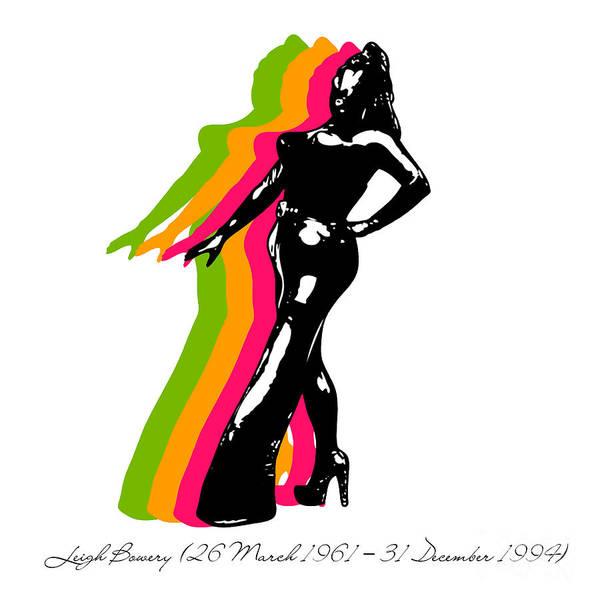 Andy Warhol Painting - Leigh Bowery 5 by Mark Ashkenazi