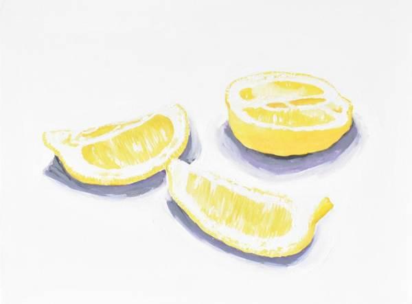 Painting - Lemon by Emily Warren