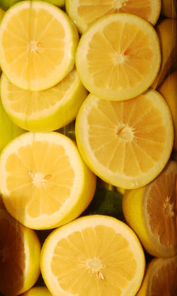 Photograph - Lemon Still Life by Jill Reger