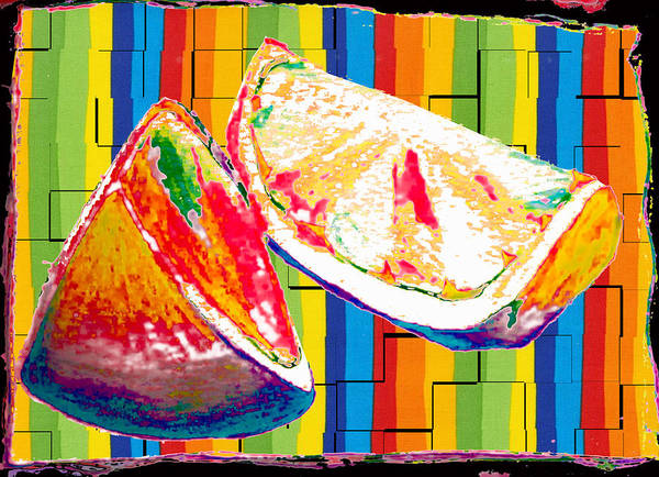 Juicy Drawing - Lemonade Life by Artsy Gypsy