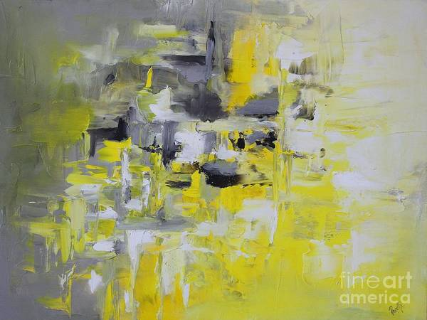 Painting - Lemonade by Preethi Mathialagan