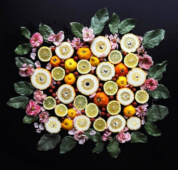 Lemonade Vibes Art Print