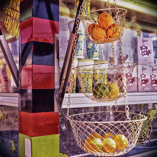 Photograph - Lemons, Oranges And Limes by Samuel M Purvis III