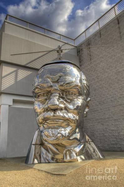 Photograph - Lenin On La Brea by Mathias