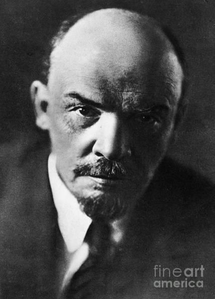 Theorist Wall Art - Photograph - Lenin by Russian School