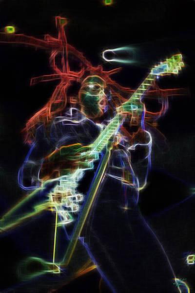 Digital Art - Lenny by Kenneth Armand Johnson