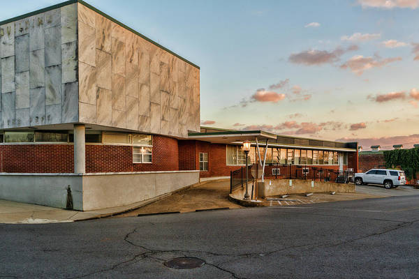 Photograph - Lenoir City Fire Department Sunset by Sharon Popek