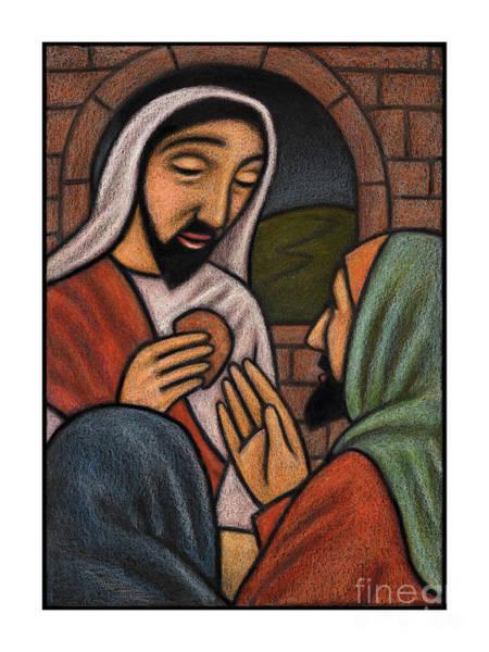 Painting - Lent, Last Supper - Passion Sunday - Jltls by Julie Lonneman