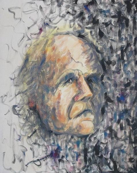 Leclair Painting - Leon Louis Leclair Jr by Suzanne  Marie Leclair