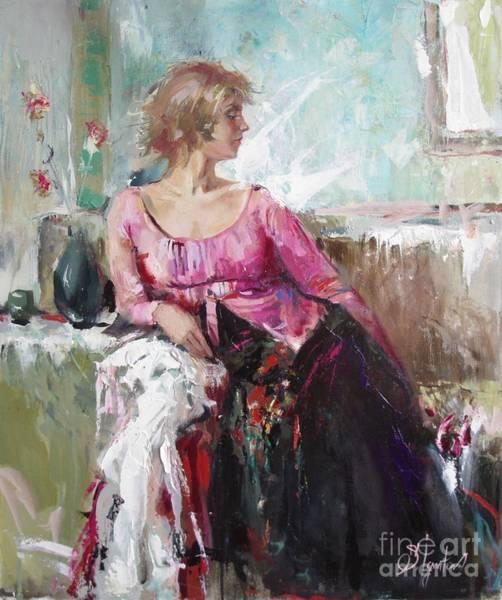 Ignatenko Painting - Lera by Sergey Ignatenko