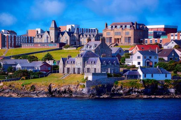 Wall Art - Photograph - Lerwick - Shetland Islands, Scotland by Pixabay
