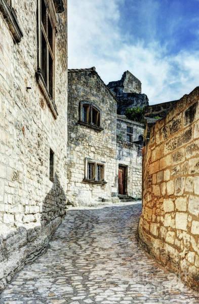 Photograph - Les Baux De Provence 10 by Mel Steinhauer