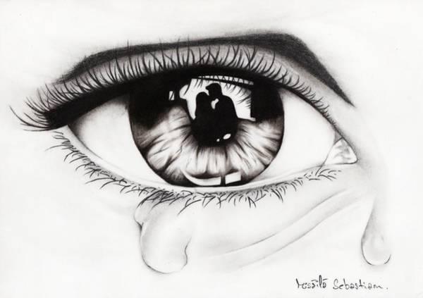 Sad Eyes Drawings Page 4 Of 4 Fine Art America
