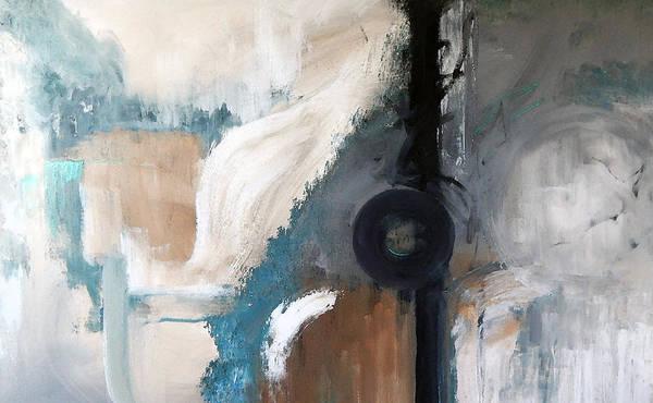 Blending Painting - Let It Go  by Lisa Kaiser