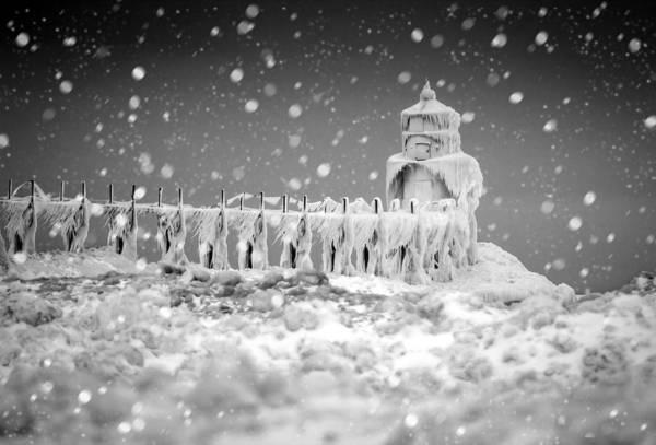 Wall Art - Photograph - Let It Snow by Jackie Novak