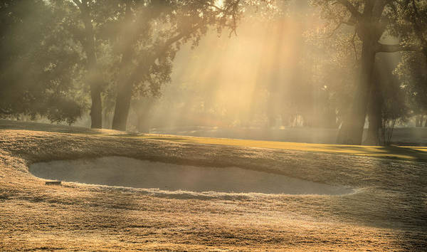 Photograph - Let There Be Golf by JC Findley