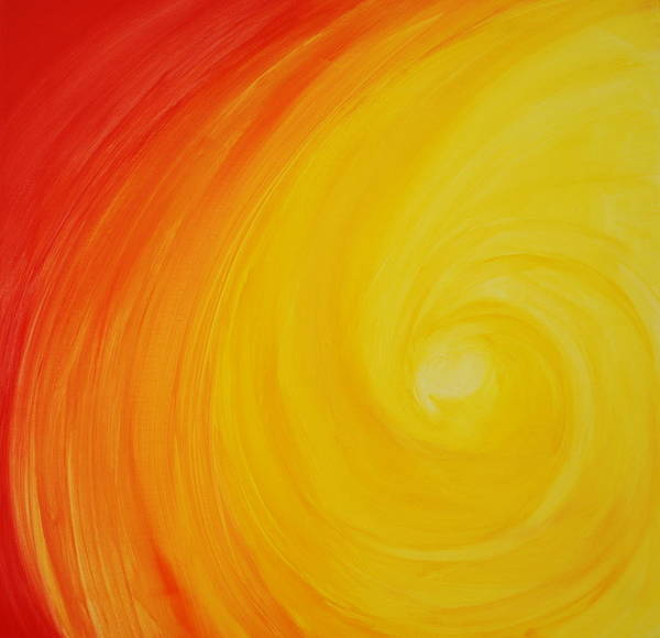 Painting - Let There Be Light by Deborah Brown Maher