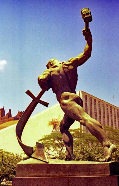 John Schneider Wall Art - Photograph - Let Us Beat Our Swords Into Plowshears by John Schneider