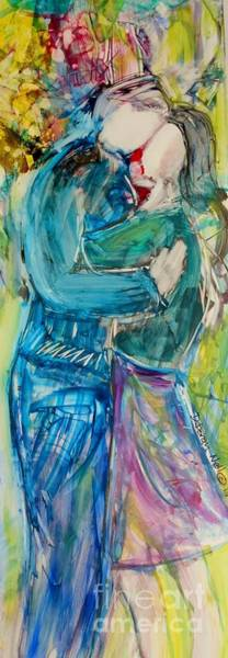 Painting - Let's Dance by Deborah Nell