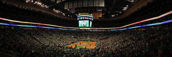 Photograph - Let's Go Celtics by Juergen Roth